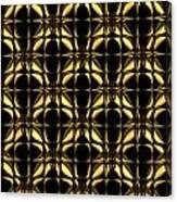 Gold Metallic 8 Canvas Print
