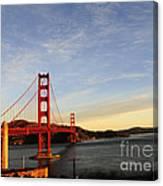 Golden Gate Bridge 2 Canvas Print