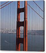 Golden Gate Bridge San Francisco Canvas Print