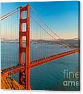 Golden Gate - San Francisco Canvas Print