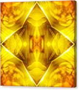 Golden Harmony  Canvas Print