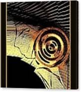 Golden Nile Canvas Print