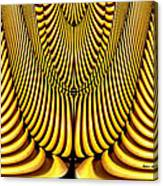 Golden Slings Canvas Print