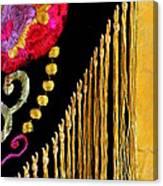 Golden Threads Canvas Print