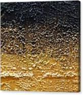 Golden Time - Abstract Canvas Print