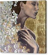 Golden Wind Canvas Print
