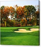 Golf Course, Great Bear Golf Club Canvas Print