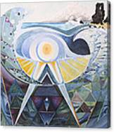 Golfinhonda Canvas Print