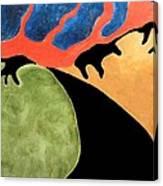 Gombean Dream Canvas Print