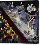 Gomez Canvas Print