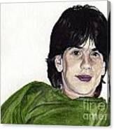 Goni Canvas Print