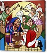 Good And Faithful Servant Canvas Print