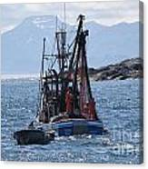 Good Day Fishing Canvas Print