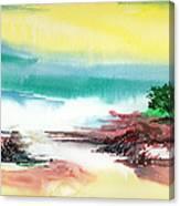 Good Evening Canvas Print