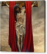 His Ultimate Gift Of Mercy - Jesus Christ Canvas Print