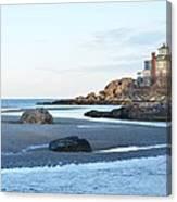 Good Harbor Beach Canvas Print