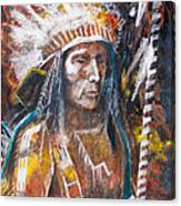 Good Lance Canvas Print