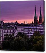 Good Morning Berlin Canvas Print