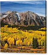 Good Morning Colorado Canvas Print