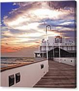 Good Morning Daytona Canvas Print