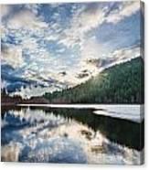 Good Morning Pemberton Canvas Print