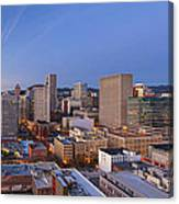 Good Morning Portland II Canvas Print