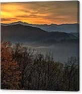 Good Morning Sunshine Canvas Print