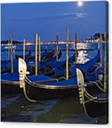 Good Night Venice Canvas Print