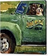 Good Ole Boys Canvas Print