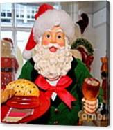 Good Time Santa Canvas Print