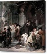 Goodall, Frederick 1822-1904. The Canvas Print