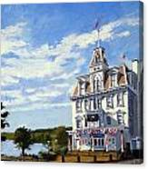 Goodspeed Opera House East Haddam Connecticut Canvas Print