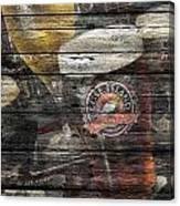 Goose Island Canvas Print