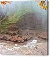 Gorge Wall Canvas Print