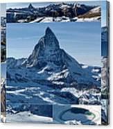 Gorgeous Matterhorn  Canvas Print