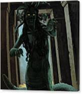 Gorgon Medusa Canvas Print