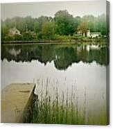 Gorham's Pond Canvas Print