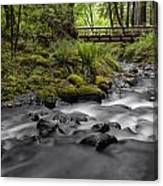 Gorton Creek Bridge Canvas Print