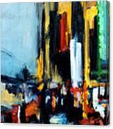 Gotham 3 Canvas Print