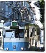 Gothenburg Tram 01 Canvas Print