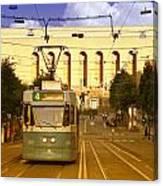 Gothenburg Tram 04 Canvas Print