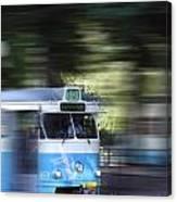 Gothenburg Tram 05 Canvas Print