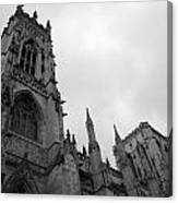 Gothic Appearance Canvas Print