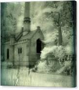 Gothic Splendor Canvas Print