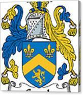 Gough Coat Of Arms Irish Canvas Print