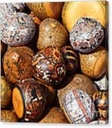 Gourds Galore Canvas Print