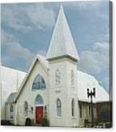 Grace Church Canvas Print