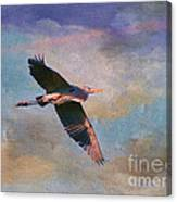 Grace Of The Wild Canvas Print