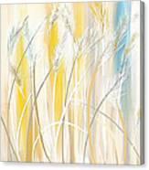 Graceful Grasses Canvas Print