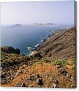Graciosa Island Canvas Print